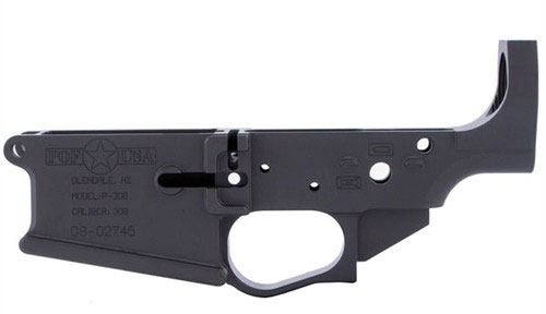 PATRIOT ORDNANCE FACTORY AR-STYLE 308 MACHINED LOWER RECEIVER