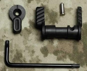 ARMALITE AR-10 BATTLE ARMS DEVELOPMENT BAD A.S.S AMBIDEXTROUS SAFETY, BUILD an ARMALITE AR-10