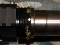 DPMS LR-308 308 Barrel Installed