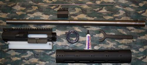 DPMS 308 Upper Receiver Parts