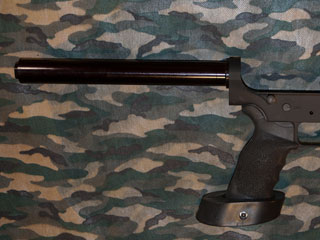 308 AR Buttstock Extension