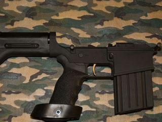 SR25 Gold Trigger