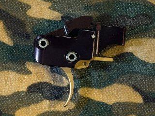 American Trigger Corp SR Gold Trigger System | AR 308 TRIGGER