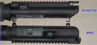 AR10 LR-308 Difference - LR-308 308AR AR10 AR15 Compatibility