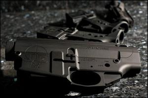 JD Machine Tech 308 AR Receiver Set