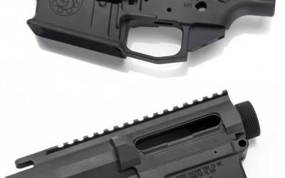CMT 308 AR STRIPPED BILLET UPPER & LOWER RECEIVER SET