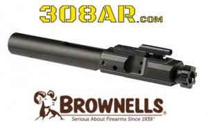 Brownells Branded 308 AR Bolt Carrier Group
