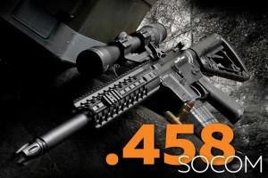 Wilson Combat 458 SOCOM 308AR AR-10 AR308 308 AR