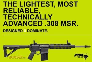 DPMS GII 308AR AR-10 AR308