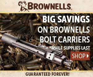 Brownells AR-10 308AR Bolt Carrier Group