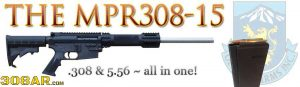 OLYMPIC ARMS MPR 308-15