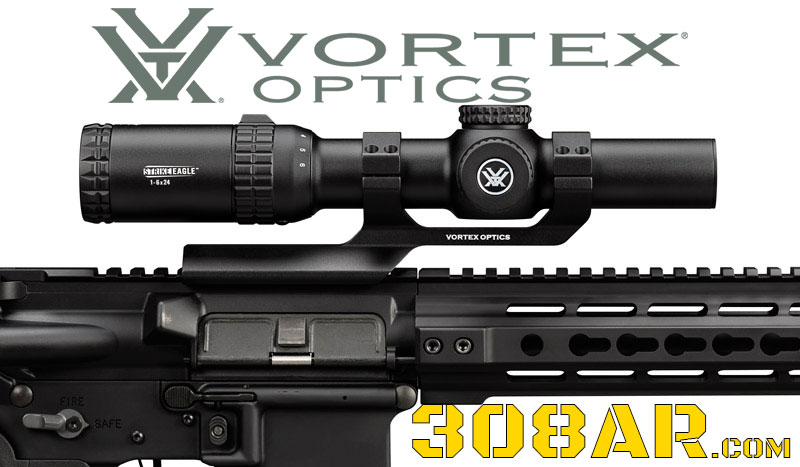 VORTEX STRIKE EAGLE 1-6x24 AR RIFLE SCOPE | AR SCOPE