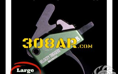 Velocity Triggers Aftermarket AR Trigger For AR-10