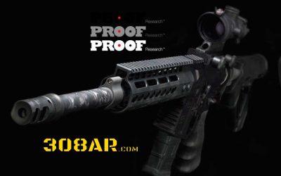 PROOF RESEARCH 308 AR CARBON FIBER BARRELS