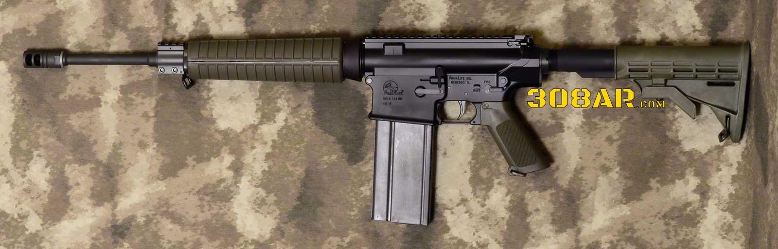 ARMALITE AR-10A4CF SEMI AUTO CARBINE-ARMALITE AR-10 A4