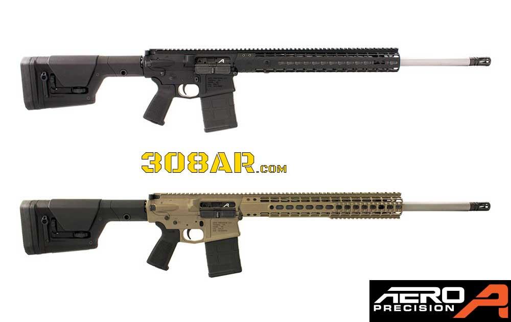Aero Precision 6.5 Creedmoor M5E1 Complete Rifles