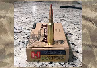 "6.5 Creedmoor Long Range 22"" Guide"