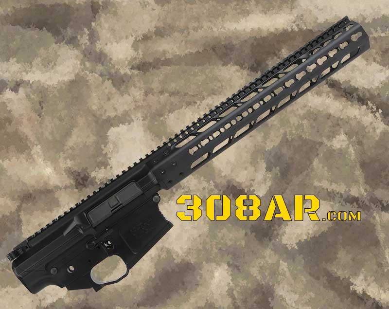 MEGA ARMS MATEN 308 MKM RECEIVER SET IMAGE