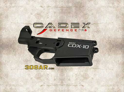 Picture of CADEX DEFENCE CDX-10 AR10
