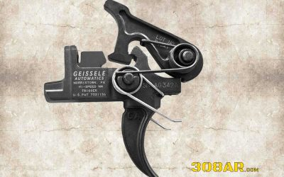 GEISSELE AR 308 HI-SPEED NATIONAL MATCH TRIGGER SET