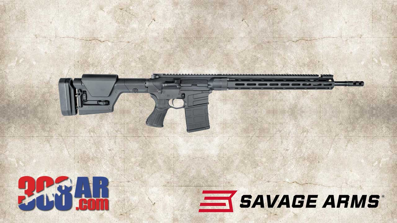 SAVAGE MSR 10 LONG RANGE 6.5 CREEDMOOR RIFLE 22905
