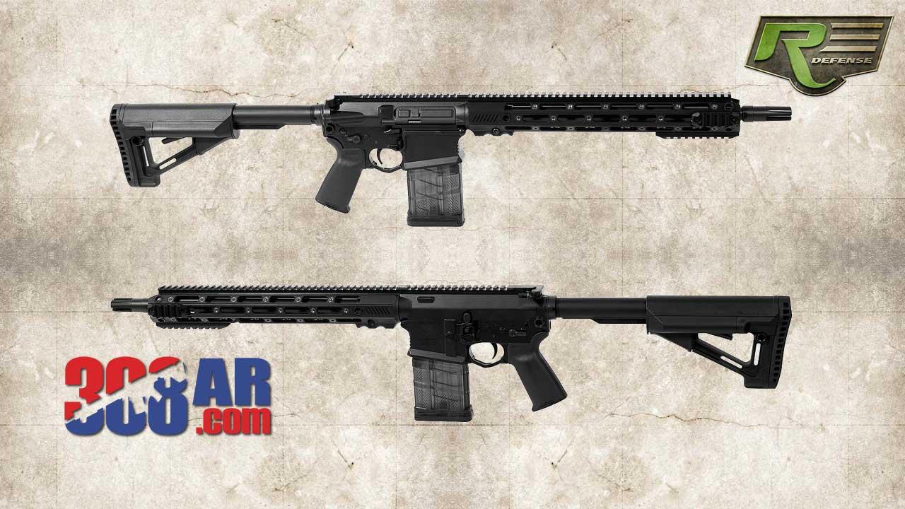 """Remington Defense R10 SA 308 16"""" MBUS STR RAHG 86361"""