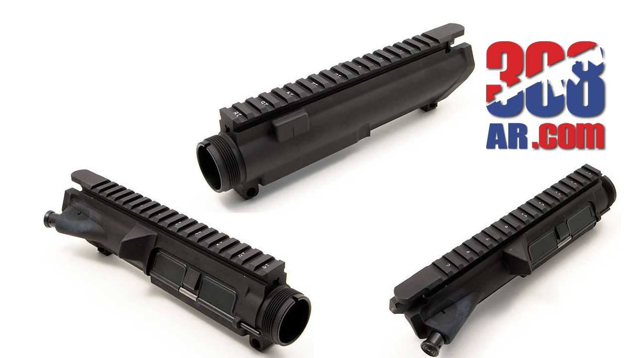 Picture of an ARMALITE AR-10 UPPER RECEIVER SKU: 10002001