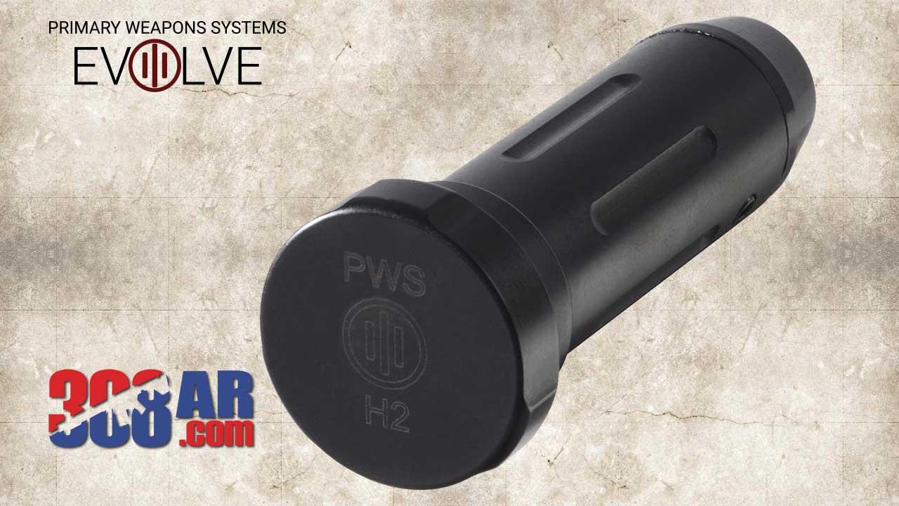 PWS AR-10 Enhanced H2 Carbine Buffer