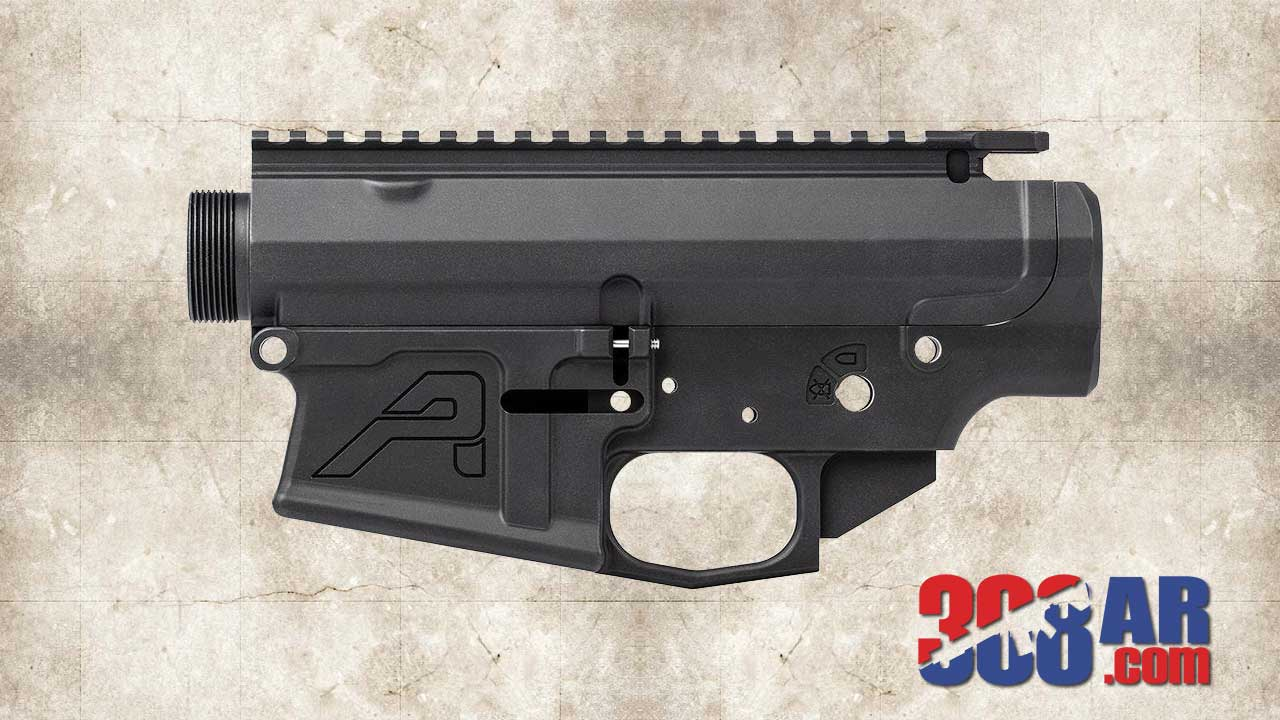 Picture of an Aero Precision M5 308 Stripped Receiver Set Used in My CT Other AR-10 Lightweight 308 AR Build