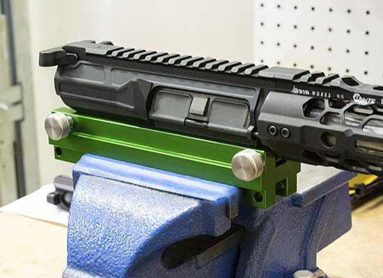 ODIN Works AR-10 Upper Receiver Vise Block