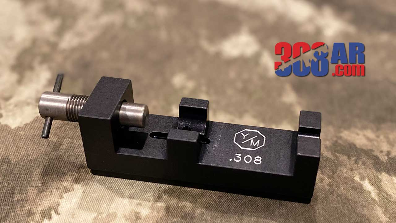 Young MFG 308 AR Bolt Assembly and Disassembly Tool
