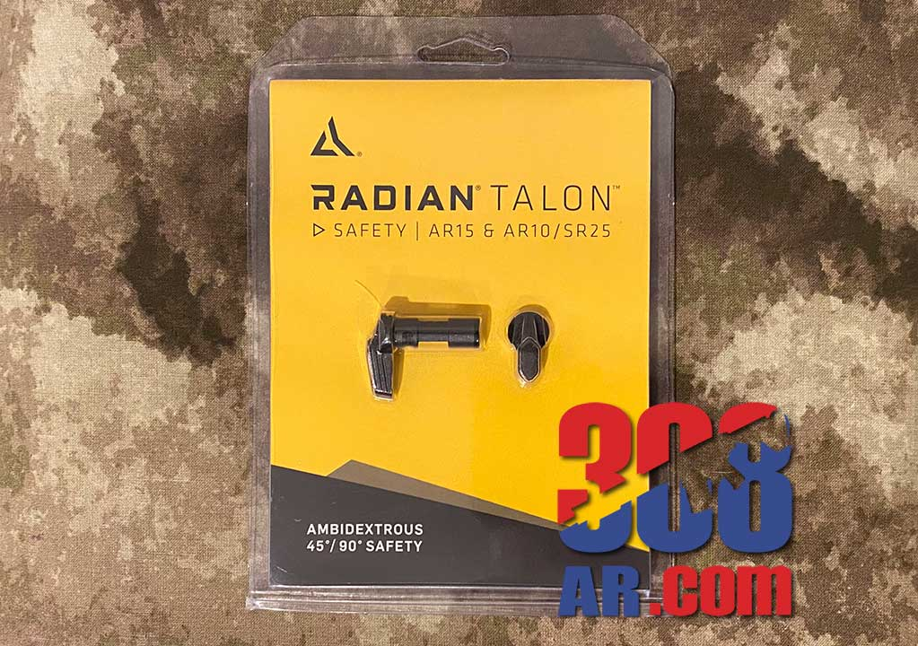 Radian Talon Ambidextrous Safety Selector