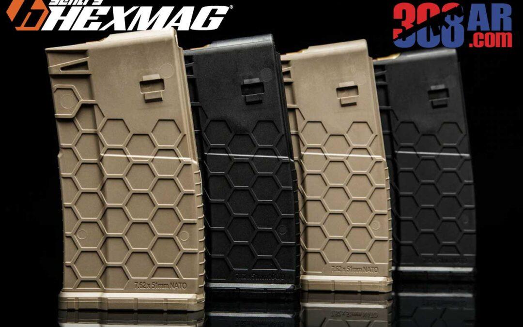 Sentry Hexmag AR-10 SR25 308 AR Magazines