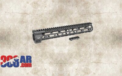 Midwest Industries SS-Series One Piece Free Float AR-10 Handguard