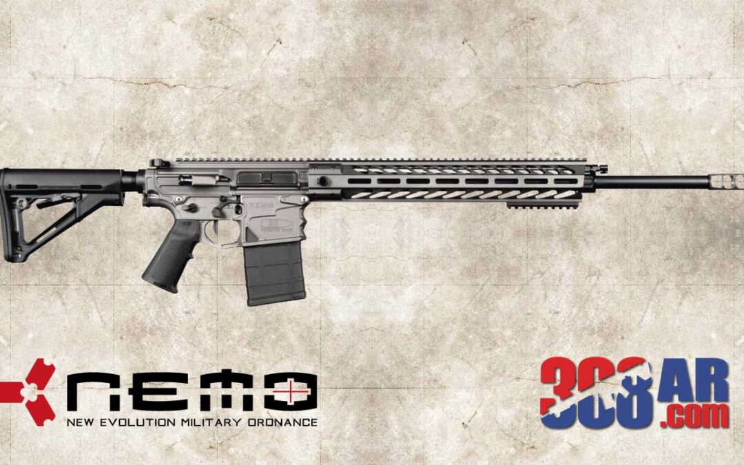 Nemo Arms XO Steel 6.5 Creedmoor AR