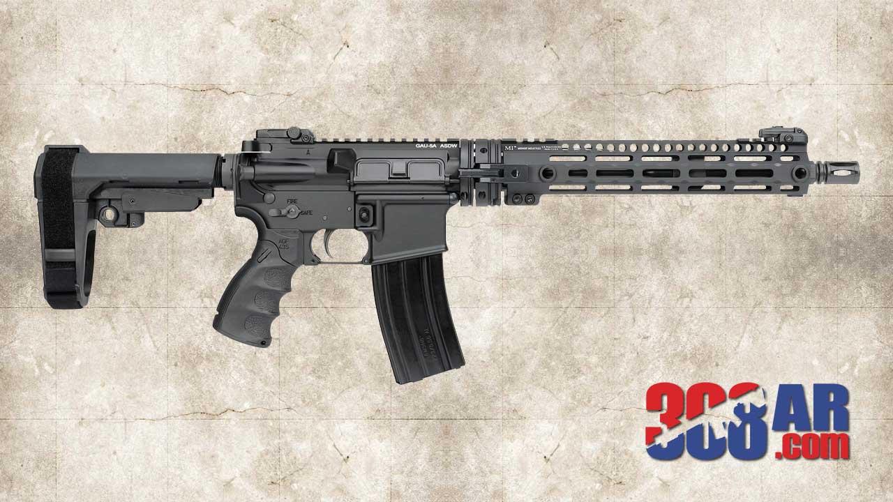 Cry Havoc 308 AR Upper Receiver Takedown Kit